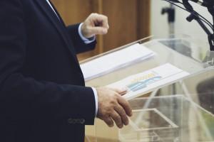 Μιχάλης Χρυσοχοΐδης Yπουργός Υποδομών, Μεταφορών και Δικτύων, υποψήφιος στη Β ' Αθηνών με το ΠΑΣΟΚ «θέλω να είμαι ψύχραιμος και συγκεντρωμένος»